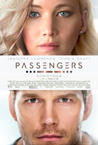 PASSENGERS Release Poster