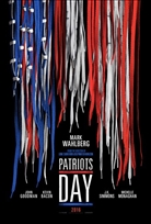 PATRIOTS DAY Release Poster