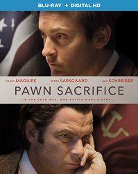 PAWN SACRIFICE DVD Cover