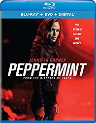 PEPPERMINT Release Poster