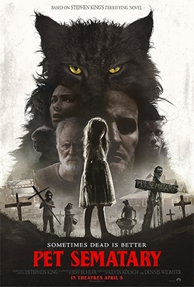 PET SEMATARY Release Poster