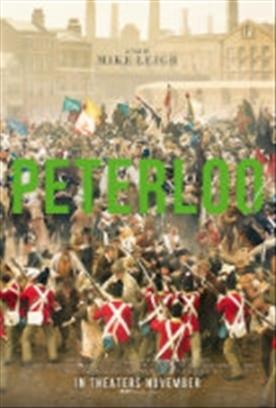 PETERLOO Release Poster