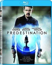 Predestination Blu-ray