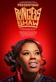 PRESENTING PRINCESS SHAW  Release Poster