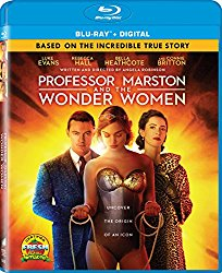 PROFESSOR MARSTON & THE WONDER WOMEN Release Poster