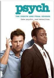 Psych Season 8 Blu-ray