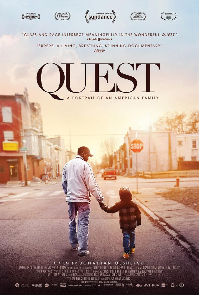 QUEST Release Poster