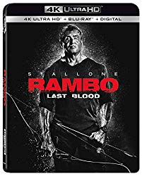 RAMBO: LAST BLOOD  Release Poster