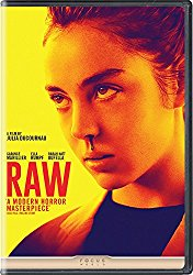 RAW Release Poster