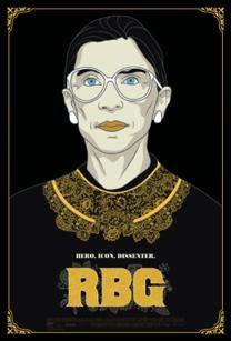 RBG Release Poster