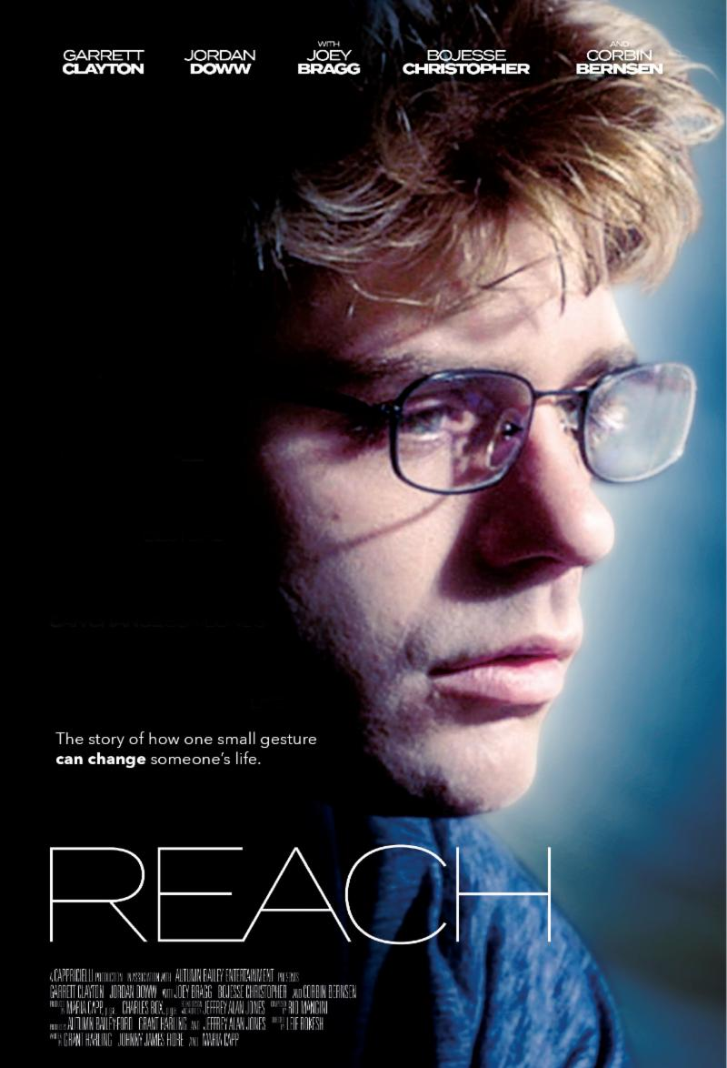 REACH Release Poster