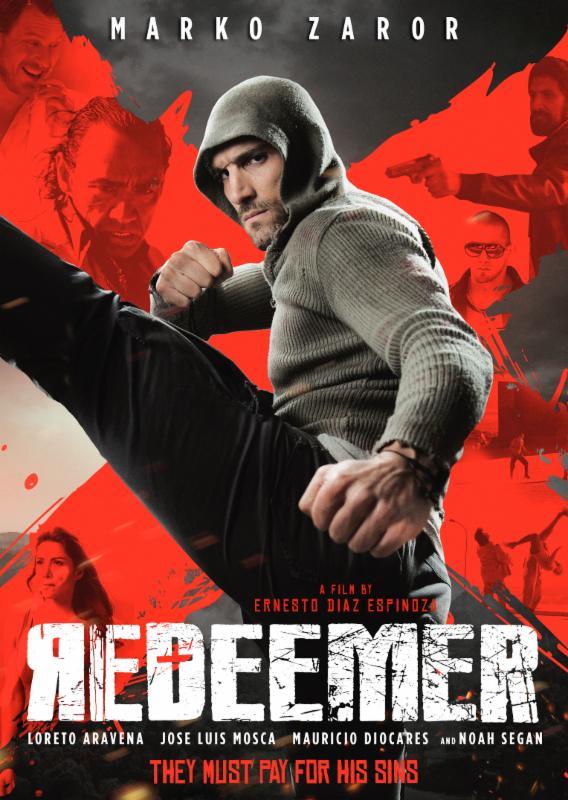 Redeemer Movie Poster
