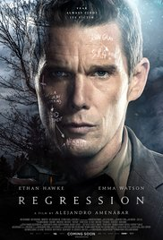 REGRESSION Release Poster