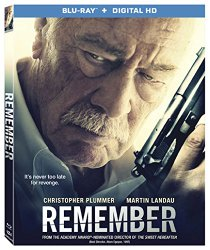 RREMEMBER Blu-ray Cover