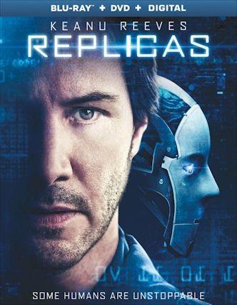 REPLICAS  Release Poster