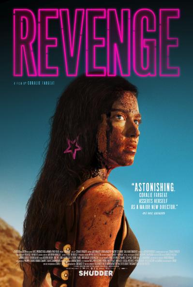REVENGE Release Poster