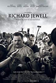 RICHARD JEWELL Release Poster