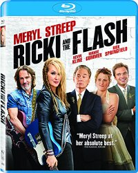 RICKI AND THE FLASH Release Poster