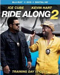 RIDE ALONG 2 Blu-ray Cover