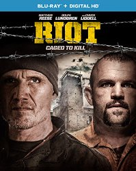 RIOT Blu-ray Cover