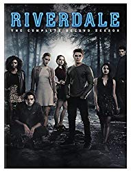 RIVERDALE SEASON 2 Blu-ray Cover