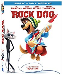 ROCK DOG Release Poster