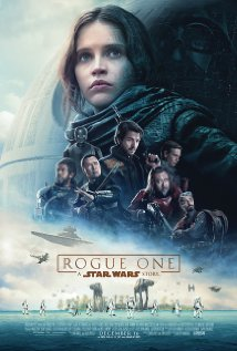 ROGUE ONE: A STAR WARS STORY  Release Poster