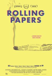 ROLLING PAPERS Release Poster