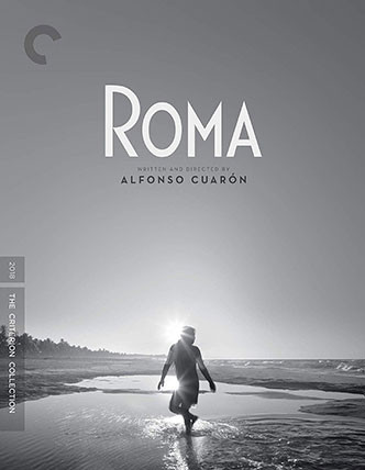 ROMA  Release Poster