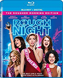 ROUGH NIGHT Release Poster