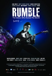 RUMBLE: THE INDIANS WHO ROCKED THE WORLD Release Poster