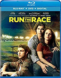 RUN THE RACE Release Poster