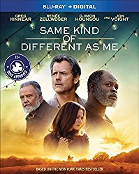 SAME KIND OF DIFFERENT AS ME Blu-ray Cover