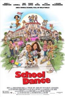School Dance Movie Poster