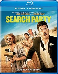 SEARCH PARTY Release Poster