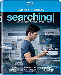 SEARCHING Release Poster