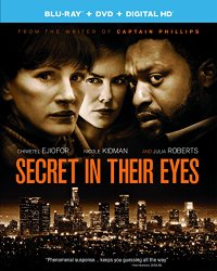 SECRET IN THEIR EYES Release Poster