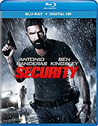 SECURITY Blu-ray Cover