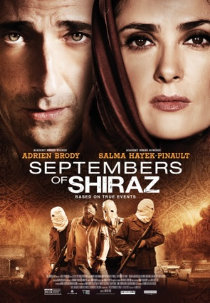 SEPTEMBERS OF SHIRAZ  Release Poster