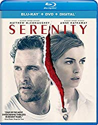 SERENITY Release Poster
