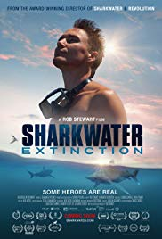 SHARKWATER EXTINCTION Release Poster