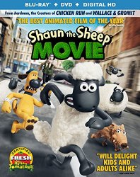 SHAUN THE SHEEP MOVIE Release Poster