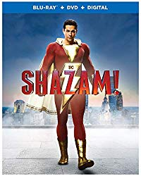 SHAZAM! Release Poster