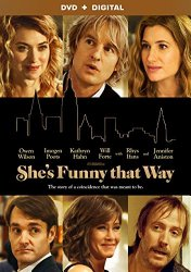 SHE'S FUNNY THAT WAY Release Poster