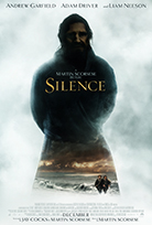 SILENCE Blu-ray Cover
