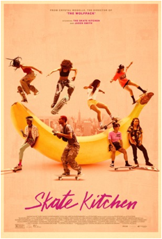 SKATE KITCHEN  Release Poster