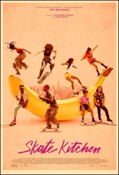 SKATE KITCHEN  Release Poster