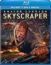skyscraper Blu-ray Cover