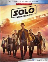 Solo Blu-ray Cover