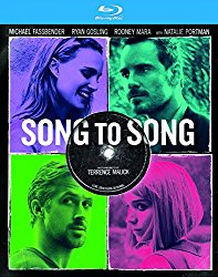 SONG TO SONG Blu-ray Cover